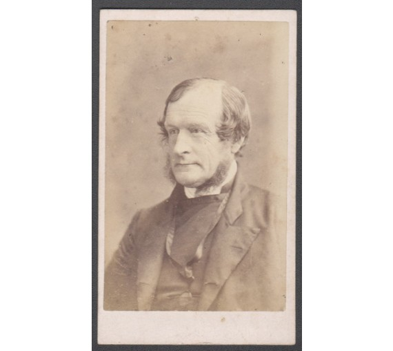Bishop Selwyn Albumen Photograph Carte de Visite