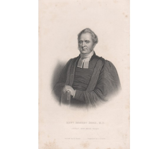 Robert Ross engraving