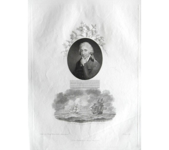 James Edward Smith engraving John Russell