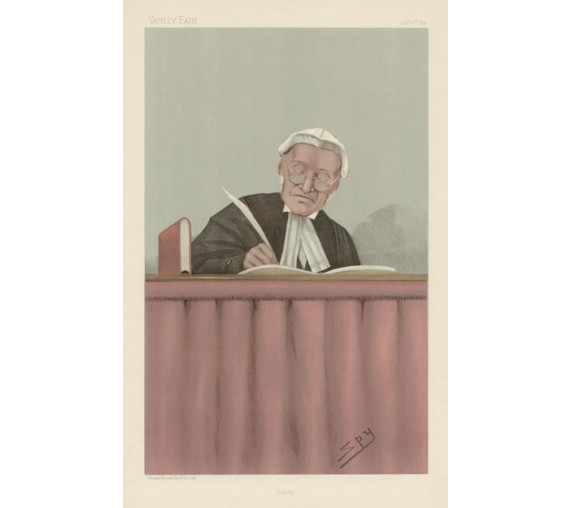 equity stirling vanity fair legal spy judge chromolthograph
