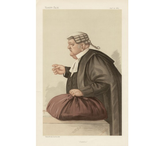 jumbo pope vanity fair legal spy judge chromolthograph