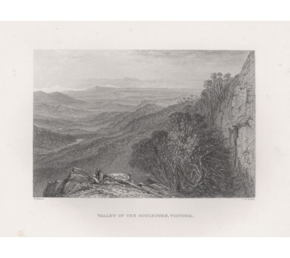 valley goulburn engraving