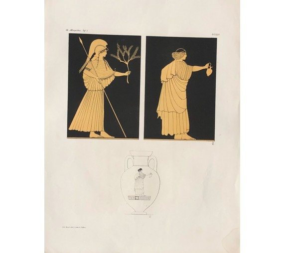 athena branch gerhard greek vase