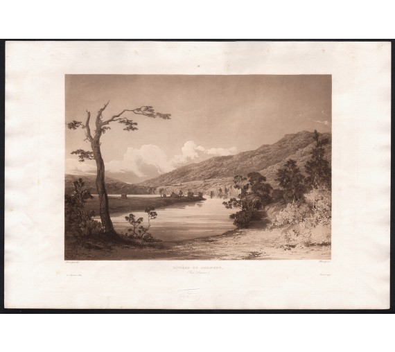 riviere de derwent aquatint