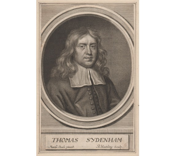 thomas sydenham portrait engraving