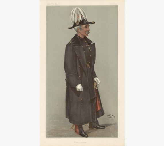 Vanity Fair Home District Military Spy Henry Trotter