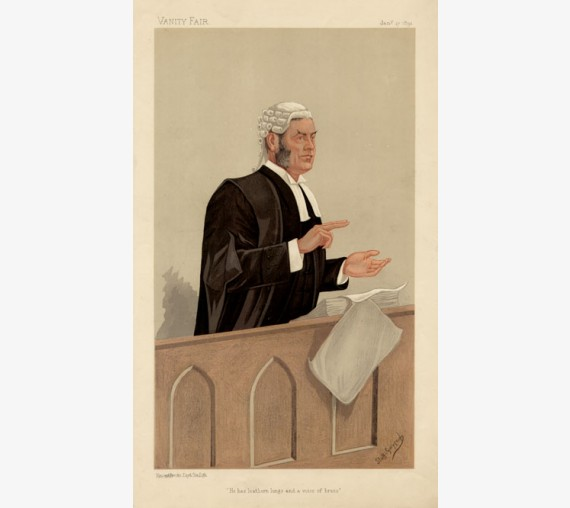 leathern lungs cock vanity fair judge chromolthograph