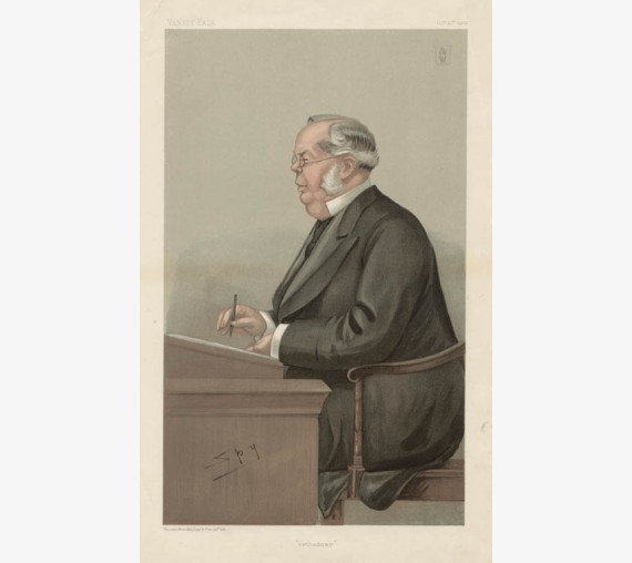 Vanity Fair Doctor Medical Spy chromolithograph Orthodoxy