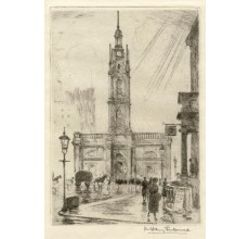 Glasgow Albert Henry Fullwood etching