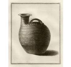 Daunian askos William Hamilton Greek Vase engraving Etruscan