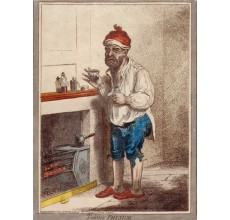 Taking Physick James Gillray etching 1800