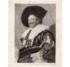 laughing cavalier etching edwin law