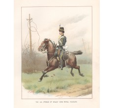 10th hussars colonial forces