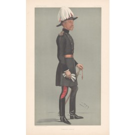 Vanity Fair Reginald Talbot Chromolithograph Spy 1897