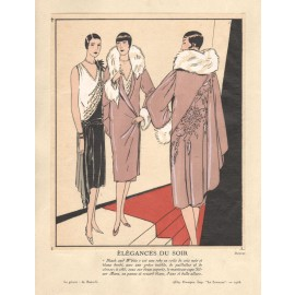 french art deco pochoir fashion designsjacques doucet