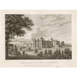 Audley House Essex Watts seats nobility engraving