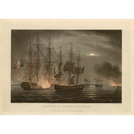 Capture of the La Desiree Jenkins Naval Achievements