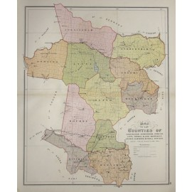 nsw county map cunningham ashburnham dowling gipps
