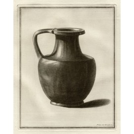 Oinochoe William Hamilton Greek Vase engraving Etruscan