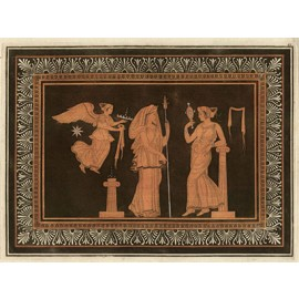 Nike William Hamilton Greek Vase painting engraving Etruscan