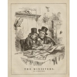 Melbourne Punch Chevalier The Ministers