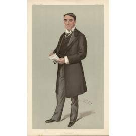 Vanity Fair Doctor Medical Spy chromolithograph How Much