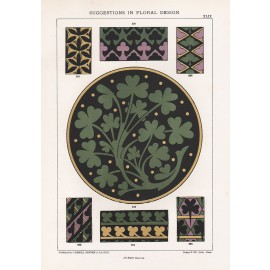 suggestions floral design hulme interior victorian chromolithograph 49
