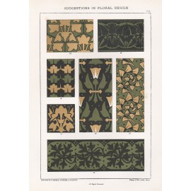 suggestions floral design hulme interior victorian chromolithograph 7