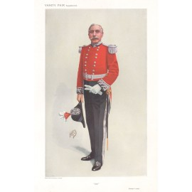 Vanity Fair Joe Sir Joseph Lyons chromolithograph