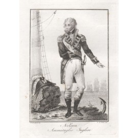 admiral nelson portrait engraving