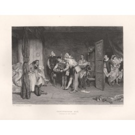 christopher sly taming shrew shakespeare gallery engraving