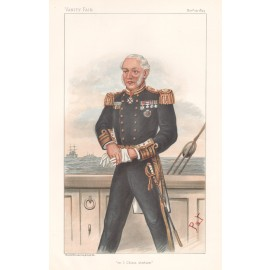 Vanity Fair Admiral Fremantle