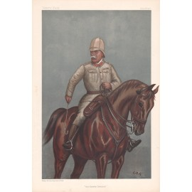 Vanity Fair john french chromolithograph