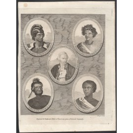 omai captain cook portraits