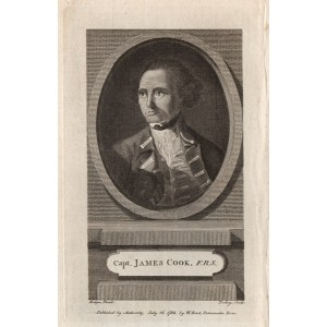 Capt. James Cook, FRS