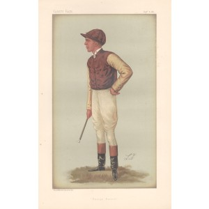 Vanity Fair Jockey - George Barrett