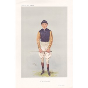Vanity Fair Jockey - William Griggs