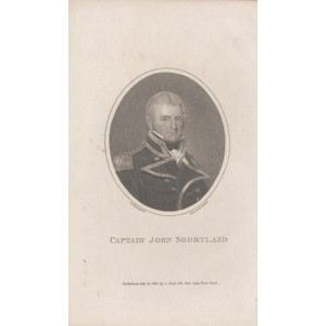 Captain John Shortland