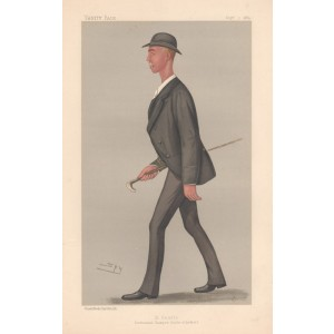 Vanity Fair - H Searle, Professional Champion Sculler of the World