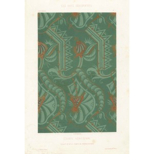 French Fabric Design - Etoffe Venitienne