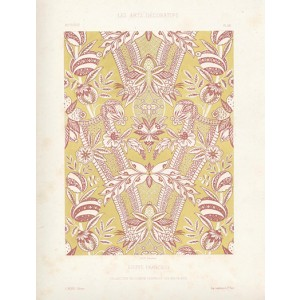 French Fabric Design - Etoffe Francais