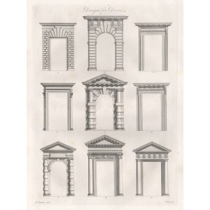 Chambers -  Designs for Doors