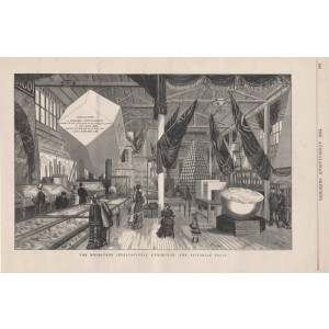 The Melbourne International Exhibition : The Victorian Court