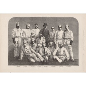 The Australian Cricketers