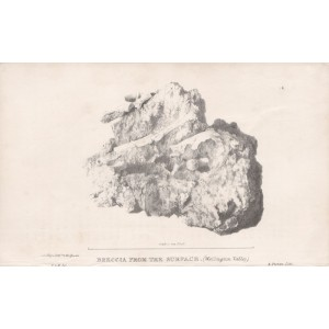 Breccia from the surface (Wellington Valley)