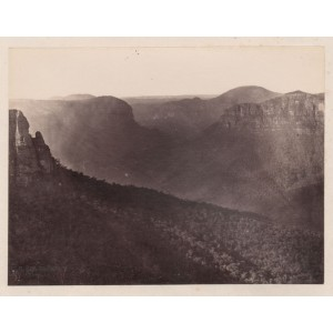 Bayliss - Grose Valley from Govett's Leap