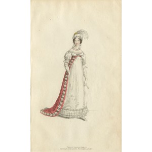 French Court Dress
