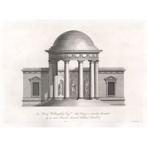 Chambers - Design for Henry Willoughby Esq