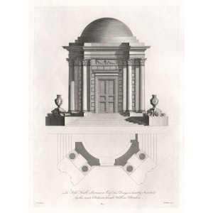 Chambers - Design for John Hall Stevenson Esq
