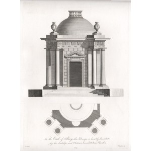 Chambers - Design for the Earl of Tilney